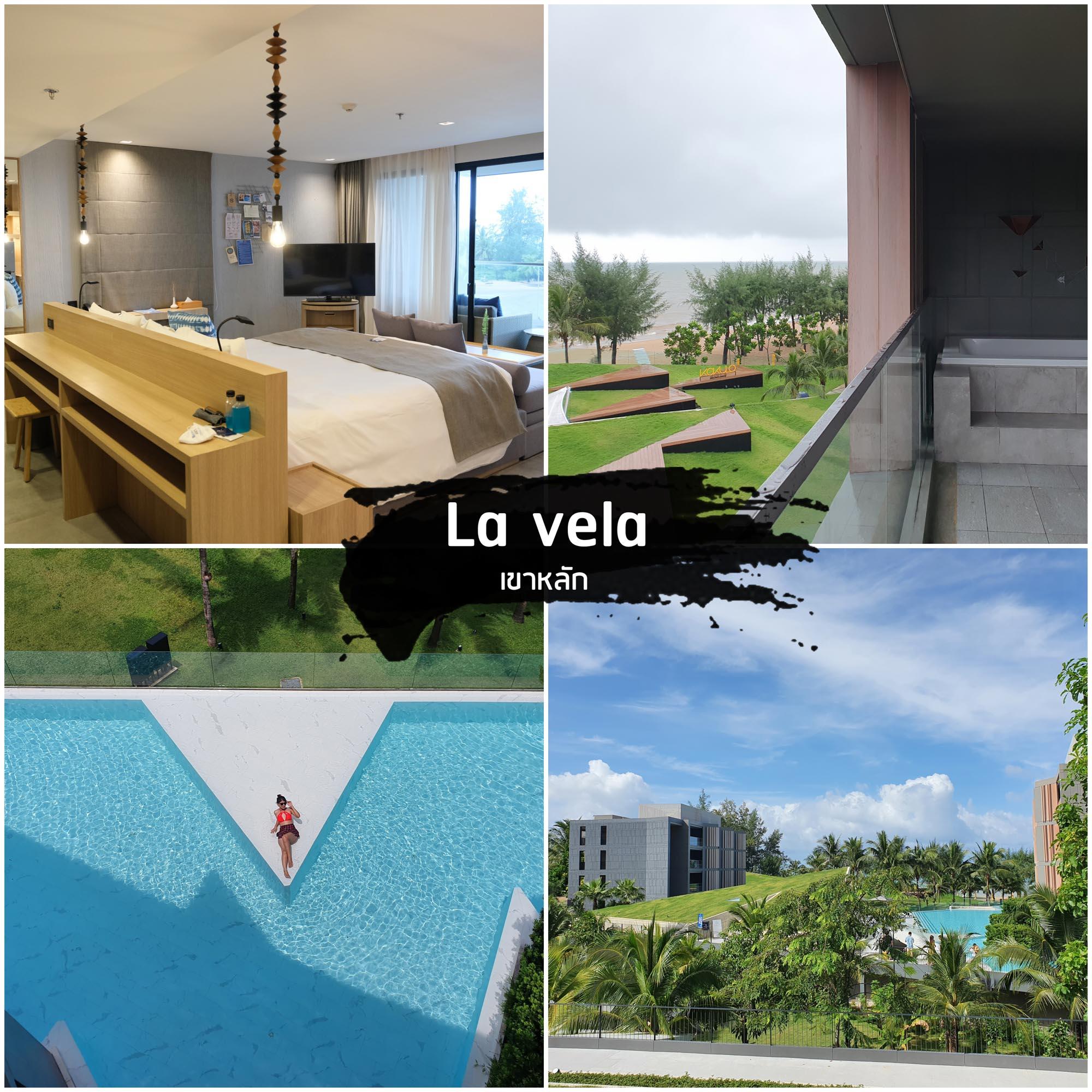Lavela-Khaolak -จุดเด่นเป็นรีสอร์ทที่ติดทะเล-มีการ-Design-ในทุกๆโซนของโรงแรม-ในแนวสามเหลี่ยม-สระว่ายน้ำสวยมวากก-มีทั้งห้องติดสระ-และใกล้สระทุกห้องครับ-และทีเด็ดไฮไลท์คือสปาของที่นี่ออกแบบได้ผ่อนคลายแสงไฟคล้ายดวงดาวเลยครับ-ในส่วนของภายนอกบรรยากาศดี-วิวสวย-ในส่วนของบริการมีครบทุกอย่างทั้ง-ร้านอาหาร-คาเฟ่-โซนบาร์-ร้านอาหารริมหาด-ห้องพักเตียงนุ่มสบาย-ห้องน้ำคือสวยยย-กิจกรรมจะมีพวกพายเรือคายัคให้พายกันด้วยครับ-ดีย์ต่อใจเลยน้าา-บอกเลยมาที่นี่ครบทุกจริงรสชาติเลยย-10/10  ที่พักเขาหลัก,ที่พักพังงา,ที่พักติดทะเล,ธรรมชาติ,วิวหลักล้าน,โรงแรม,รีสอร์ท,ที่พัก,พังงา
